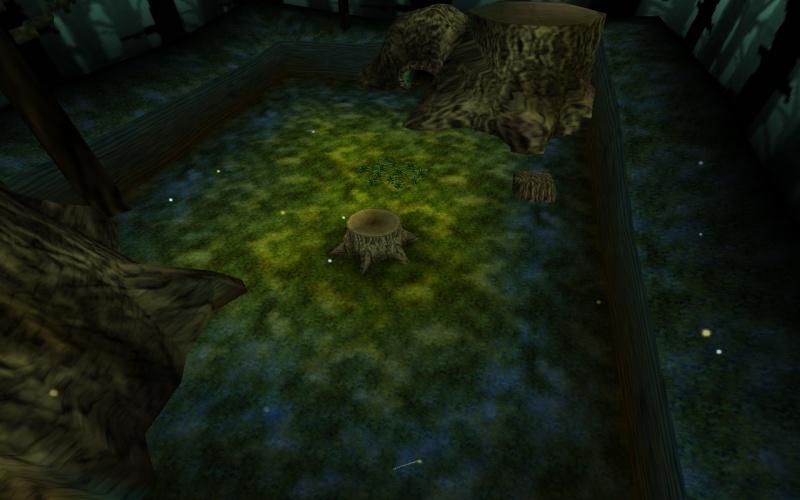 Zelda Verlorener Wald