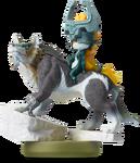 Amiibo Link Loup