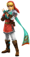 Link costume mers occultes HWL