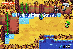 Pied du Mont Gonggle TMC