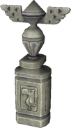 Statue d'Oiseau SS 6