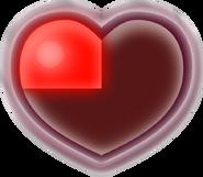 ALBW Corazón Un Cuarto