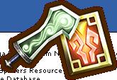 Hyrule Warriors Legends Phantom Arms Wrecker Sword (Level 3 Phantom Arms)
