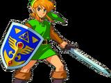 Personajes de The Legend of Zelda: A Link to the Past