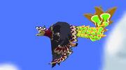 Maskenkönig fliegt über Präludien