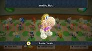 Patrón de Zelda - Yoshi's Woolly World