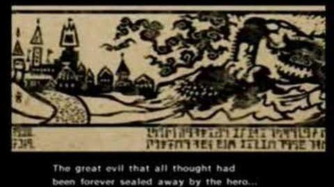 Zelda Wind Waker Intro