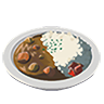 Breath of the Wild Food Dish (Curry) Curry Rice (Icon).png