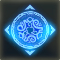 Breath of the Wild Key Items (The Master Trials DLC - EX Teleportation) Travel Medallion (Icon)