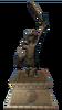 Statue du héros