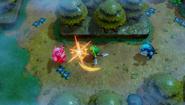 TLOZ Link's Awakening screen 4
