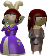 Figurine Maggy