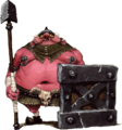 Metal Shield Moblin SS
