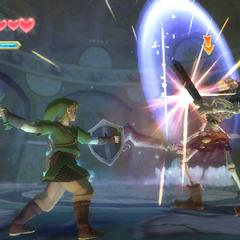 Link combatte contro uno <a class=
