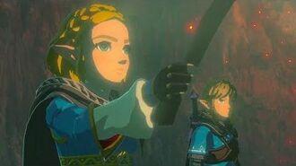 Zelda Breath of the Wild Sequel Reveal Trailer! (E3 Nintendo Direct)