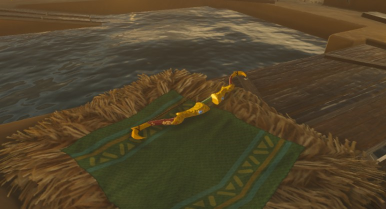 Golden Bow | Zeldapedia | FANDOM powered by Wikia