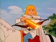 Principe Facade Usando su Ballesta
