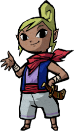 Tetra (The Wind Waker)