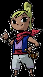 Tetra (The Wind Waker)
