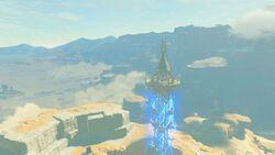 Turm der Wüste Akt