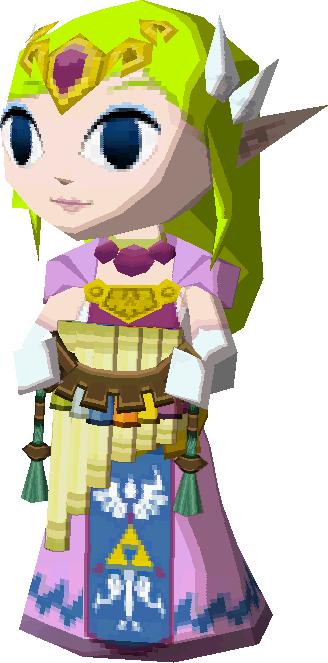 Zelda Flauta Terrenal ST