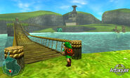 Lac Hylia OOT3D