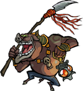 Moblin Artwork (The Wind Waker)