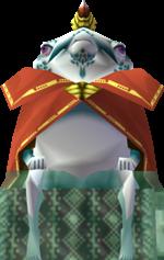 Rey Zora XVI