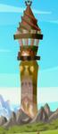 Torre de los Dioses