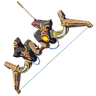 Breath of the Wild Ancient Equipment Ancient Bow (Icon)
