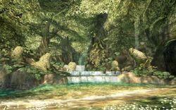 Fontaine fée tp