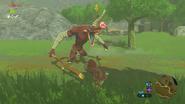 Moblin rojo BotW