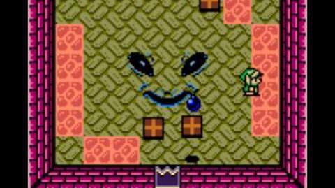 Zelda Link's Awakening - Boss 6 Façade