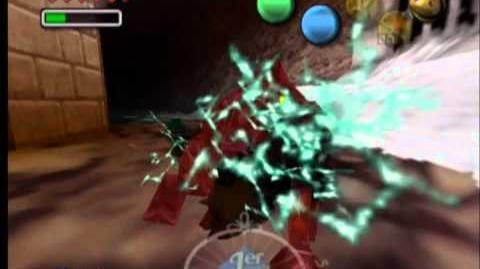 Zelda Majora's Mask - Boss 2 Rhork