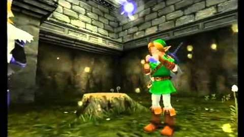 -NC US- The Legend of Zelda- Трейлер Ocarina of Time 3D