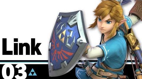 03 Link – Super Smash Bros