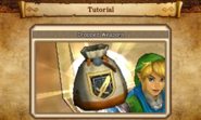 Hyrule Warriors Legends Tutorials Dropped Weapons (Tutorial Picture)