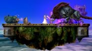 Super Smash Bros. for Wii U Hyrule (Temple) Omega Form