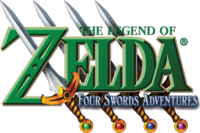 800px-The Legend of Zelda Four Swords Adventures logo