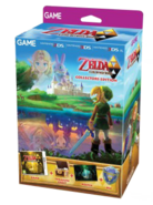 Edición limitada The Legend of Zelda A Link Between Worlds
