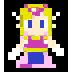 Hyrule Warriors Legends 8-bit Sprites 8-Bit Toon Zelda (Adventure Mode Sprite)