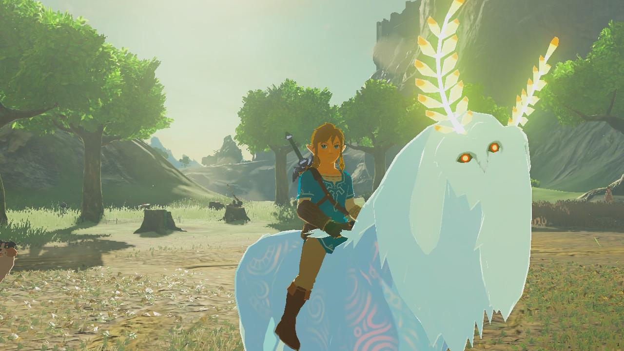 e6943be60d Señor de la Montaña | The Legend of Zelda Wiki | FANDOM powered by Wikia