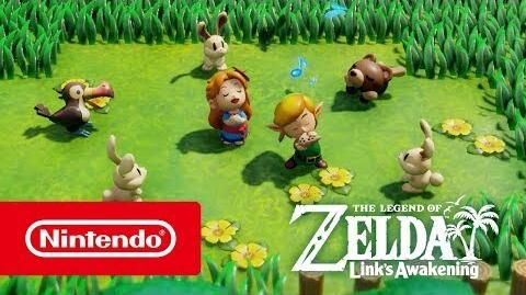 Tráiler extendido de The Legend of Zelda Link's Awakening (Nintendo Switch)
