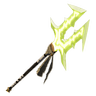 Breath of the Wild Elemental Spears (Thunder) Thunderspear (Icon).png