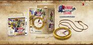 Imagen promocional del contenido de la edición limitada occidental Hyrule Warriors Legends