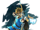 Personnages dans Breath of the Wild