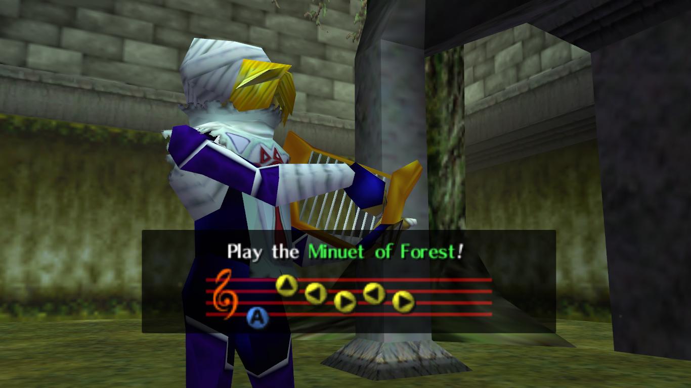 Minuet of Forest | Zeldapedia | FANDOM powered by Wikia