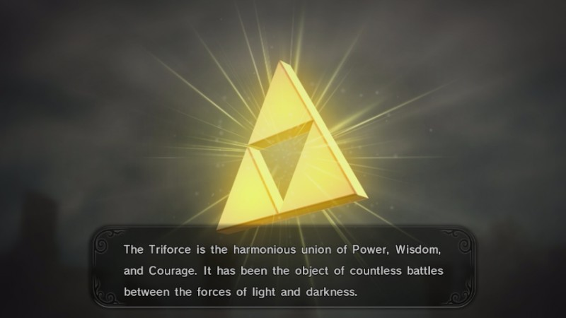Triforce Zeldapedia Fandom Powered By Wikia