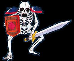 Chevalier Stalfos