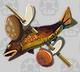 Délice des bois au poisson